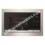 micro-ondes ELECTROLUX EMT25207OX  Microondes grill Inox  25L  900W  Pose encastrable