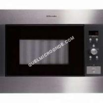 micro-ondes ELECTROLUX EMS26215X Micro onds ncastrabl  EMS26215X