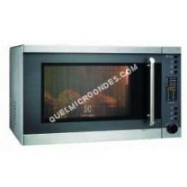 micro-ondes ELECTROLUX EMS30400OX  Microondes  27,6L  900W  Grill: 1100W  Inox