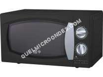 micro-ondes FAR  Micro-ondes monofotion MW20B CI coloris noir