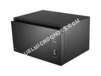 micro-ondes LG Electronics  MJ3965BIB  Four microondes combiné  grill  pose libre  39 litres  1100 Watt  noir