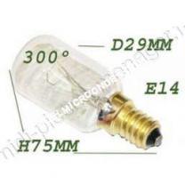 micro-ondes Mpm Ampoule Four E14 40w 300 Degre 3871284075 3192560070