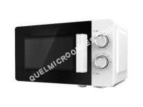 micro-ondes OCEANIC AMO20W  Microondes 20L Blanc