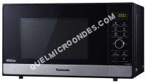 micro-ondes PANASONIC Micro-Ondes Grill 23l 1000w Noir Nngd38hssug