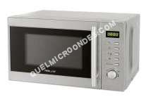 micro-ondes PROLINE Micro ondes et gril  GS200S inox
