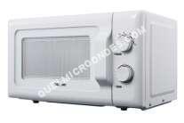micro-ondes PROLINE Micro ondes  PM203W