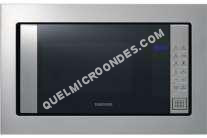 micro-ondes SAMSUNG FW77SUST  Four microondes monofonction  intégrable  20 litres  850 Watt