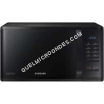 micro-ondes SAMSUNG Four microondes monofonction  MS23K3513AK noir