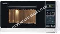micro-ondes SHARP R242()  Four microondes monofonction  pose libre  20   800