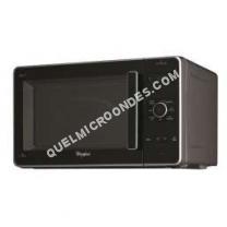 micro-ondes WHIRLPOOL JC217 Micro-ondes combiné noir et argent-30 L-1000 W-Grill 1000 W-Pose libre
