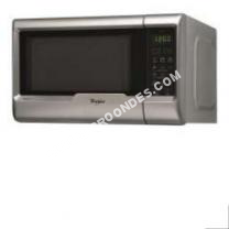 micro-ondes WHIRLPOOL MWD 122 SL  Four microondes grill  pose libre  20 litres  700 Watt  argenté(e)