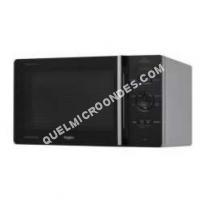micro-ondes WHIRLPOOL MCP345SIL  Four microondes grill  pose libre  25 litres  800 Watt  argenté(e)