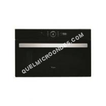 micro-ondes WHIRLPOOL Absolute AMW 730 NB  Four microondes grill  intégrable  31 litres  1000 Watt  noir