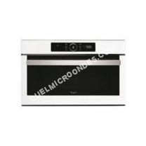 micro-ondes WHIRLPOOL bsolute MW 730/WH  Four microondes grill  intégrable  31 litres  1000 Watt  blanc