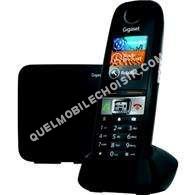 mobile GIGASET Téléphone  fil  E30 NOIR