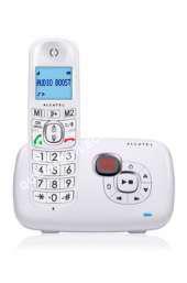 mobile ALCATEL Téléphone  fil  XL 385 VOICE BLANC