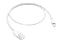 mobile APPLE Câble iPhone  CABLE LIGHTNING VERS USB 0.5M