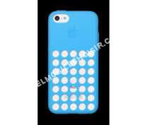 mobile APPLE Coque  iPhone 5C Bleu