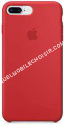mobile APPLE Coque  iPhone 7/8 Plus  (PRODUCT) RED