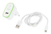 mobile BELKIN Chargeur pour iPhone  SNGLMCR WTH CBL2.4A