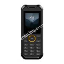 mobile ECHO Mobile Shock étanche et anti choc Noir