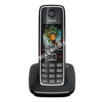 mobile GIGASET  C530 Noir