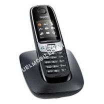 mobile GIGASET Téléphone  fil  C620 Noir
