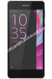 mobile SONY TéLéPHONE MOBILE SEUL E5 16GO NOIR 4243811