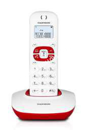 mobile THOMSON  TH 501 Rouge