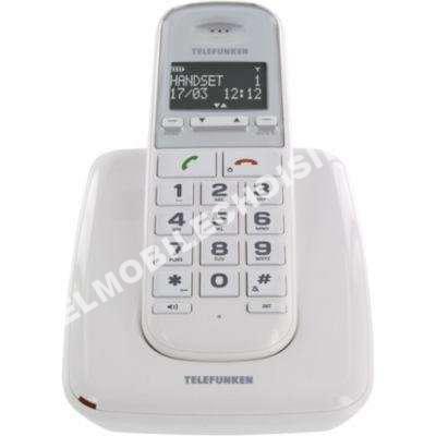 nouveautestelefunkentelephone sans fil td  pillow s blanc suisses