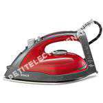 petit électroménager Bosch Fer à repasser 12 g/mn 25 watts TA46MOVE Move On Rouge