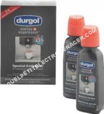 petit électroménager Durgol Détartrant   espresso 2x125ml