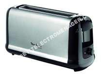 petit électroménager Moulinex LS268MOULINEX994MOULINEX Grille pain subito inox noir