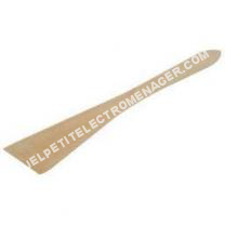 petit électroménager Sif Unis France Spatule biseautée hêtre 3 cm