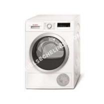sèche linge BOSCH WTN85201FF  Sèche linge frontal  8 kg  Condensation avec pompe à chaleur  Classe   lanc
