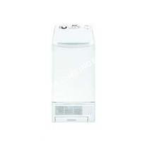 sèche linge BRANDT BDT562AL  Sèchelinge  freestanding  largeur  45 cm  profondeur  60 cm  hauteur  85 cm  chargement par le dessus  blanc