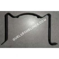 sèche linge LADEN Kit Fixation Moteur Clip (1 Piece) Pour Sèche Linge