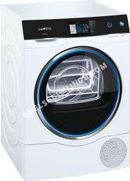 sèche linge SIEMENS Sèche-Linge Pompe  Chaleur Avec Condenseur 60cm 9kg A+++ Blanc t47x940eu