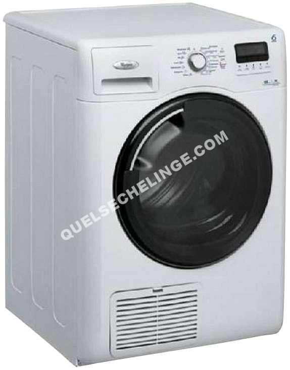 Seche linge whirlpool pas cher for Seche linge pas cher