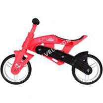 vélo CRATONI JOR Draisienne vélo  pédale  Rouge
