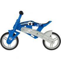 vélo NIJDAM JOR Draisienne vélo  pédale  Bleu